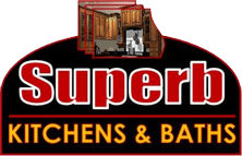 superb kitchens and baths logo
