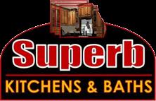 superb kitchens and baths logo